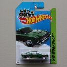 Hot Wheels 2014 HW Workshop Aston Martin 1963 DB5 (green)