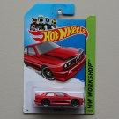 Hot Wheels 2014 HW Workshop '92 BMW M3 (red)