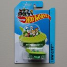 Hot Wheels 2014 HW City The Jetsons Capsule Car