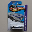 Hot Wheels 2013 HW Showroom Datsun 240Z (ZAMAC silver - Walmart Excl.)