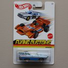Hot Wheels 2013 Flying Customs Amphicar