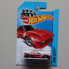 Hot Wheels 2014 HW City Mazda RX-7 (red)