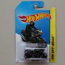Hot Wheels 2014 HW Off-Road BMW K 1300 R (black)