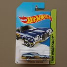 Hot Wheels 2014 HW Workshop '72 Ford Gran Torino Sport (blue)