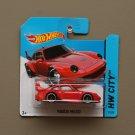Hot Wheels 2014 HW City Porsche 993 GT2 (red)