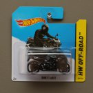 Hot Wheels 2014 HW Off-Road BMW K 1300 R (black)