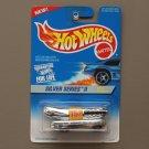 Hot Wheels 1996 Silver Series II Oscar Mayer Wienermobile (chrome)