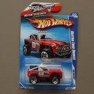 Hot Wheels 2010 HW Racing Custom Ford Bronco (red)