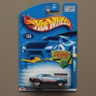 Hot Wheels 2002 Collector Series '67 Camaro (blue)