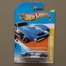Hot Wheels 2011 New Models '69 COPO Corvette (blue)