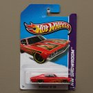 [WHEEL ERROR] Hot Wheels 2013 HW Showroom '69 Chevelle SS 396 (red)