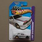[MISSING PIECE ERROR] Hot Wheels 2013 HW Showroom '92 BMW M3 (silver)