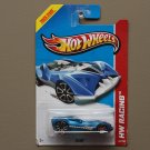 [WHEEL ERROR] Hot Wheels 2013 HW Racing CUL8R (blue)