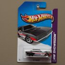 [WHEEL ERROR] Hot Wheels 2013 HW Showroom '67 Camaro (black)