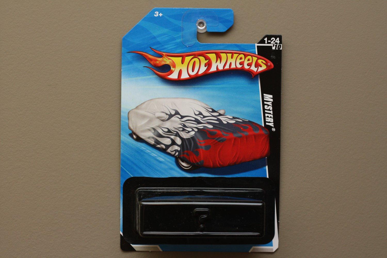 Hot Wheels 2010 Mystery Models Fast Felion (black)