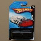 Hot Wheels 2010 Mystery Models Dual Fueler (silver)