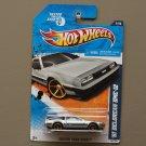 Hot Wheels 2011 Faster Than Ever '81 Delorean DMC-12 (silver)