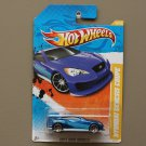 Hot Wheels 2011 New Models Hyundai Genesis Coupe (blue)