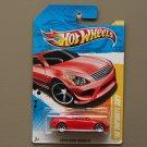 Hot Wheels 2010 New Models '10 Infiniti G37 (red)
