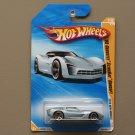 Hot Wheels 2010 New Models '09 Corvette Stingray Concept (pearlescent blue)