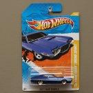 Hot Wheels 2011 New Models '72 Ford Gran Torino Sport (blue)