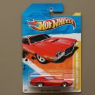 Hot Wheels 2011 New Models '72 Ford Gran Torino Sport (red)