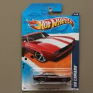 Hot Wheels 2011 Street Beasts '69 Camaro (burgundy)