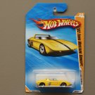 Hot Wheels 2010 New Models '62 Ford Mustang Concept (yellow)