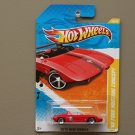 Hot Wheels 2010 New Models '62 Ford Mustang Concept (red)