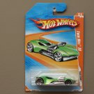 Hot Wheels 2010 Track Stars Twin Mill III (green)