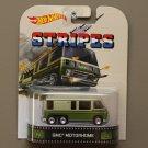 Hot Wheels 2014 Retro Entertainment GMC Motorhome (Stripes)