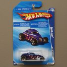 Hot Wheels 2010 HW Hot Rods Sooo Fast (blue)