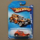 Hot Wheels 2010 HW Hot Rods Straight Pipes (orange)