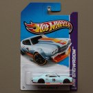 Hot Wheels 2013 HW Showroom '70 Chevy Chevelle SS (turquoise)