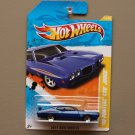 Hot Wheels 2011 New Models '70 Pontiac GTO Judge (blue)