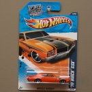 Hot Wheels 2010 Muscle Mania '70 Buick GSX (orange)