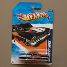 Hot Wheels 2011 HW Racing '66 Chevy Nova (black)