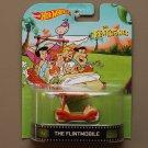 Hot Wheels 2014 Retro Entertainment The Flintmobile (The Flintstones)