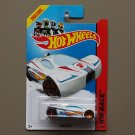 [WHEEL ERROR] Hot Wheels 2014 HW Race Sling Shot (white)