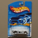 Hot Wheels 2001 First Editions Cadillac LMP (silver)