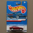 Hot Wheels 2000 First Editions Dodge Charger R/T (red)