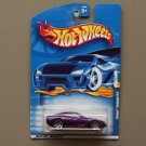 Hot Wheels 2001 Collector's Series Dodge Charger R/T (purple)