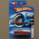 Hot Wheels 2006 First Editions 2006 Dodge Viper Coupe (burnt orange) (Faster Than Ever)