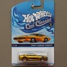 Hot Wheels 2014 Cool Classics Chevy Camaro Concept