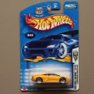 Hot Wheels 2003 First Editions Lamborghini Murcielago (yellow)