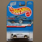 Hot Wheels 1999 First Editions Mercedes CLK-LM (silver)