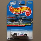 Hot Wheels 1999 Classic Games Series Sol-aire CX4 (white)