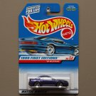 Hot Wheels 1999 First Editions '99 Mustang (purple)