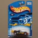 Hot Wheels 2001 Collector Series Ferrari 333 SP (black)