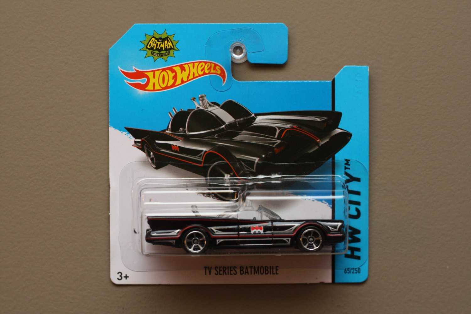 Fisher Auto Sales >> Hot Wheels 2014 HW City Classic TV Series Batmobile (Batman)